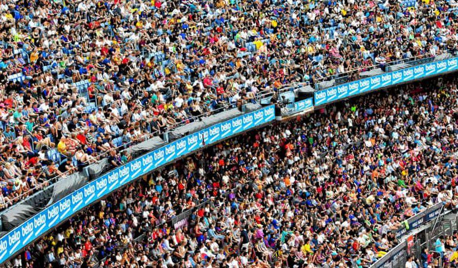 Les stades vont devoir travailler leur expérience client pendant la coupe du monde 2018