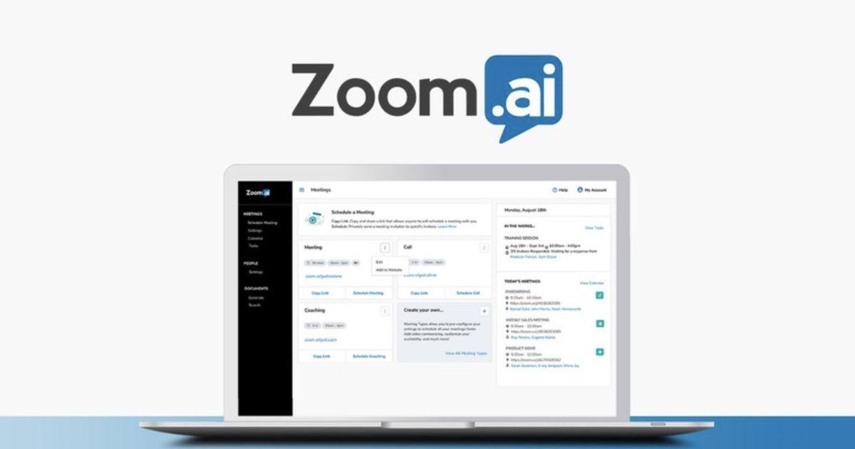 Zoom.ai : l'outil pour automatiser la prise de rendez-vous en un clic