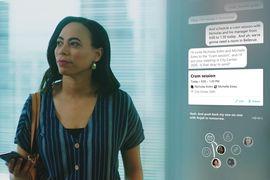 Cortana améliore l'aspect conversationnel