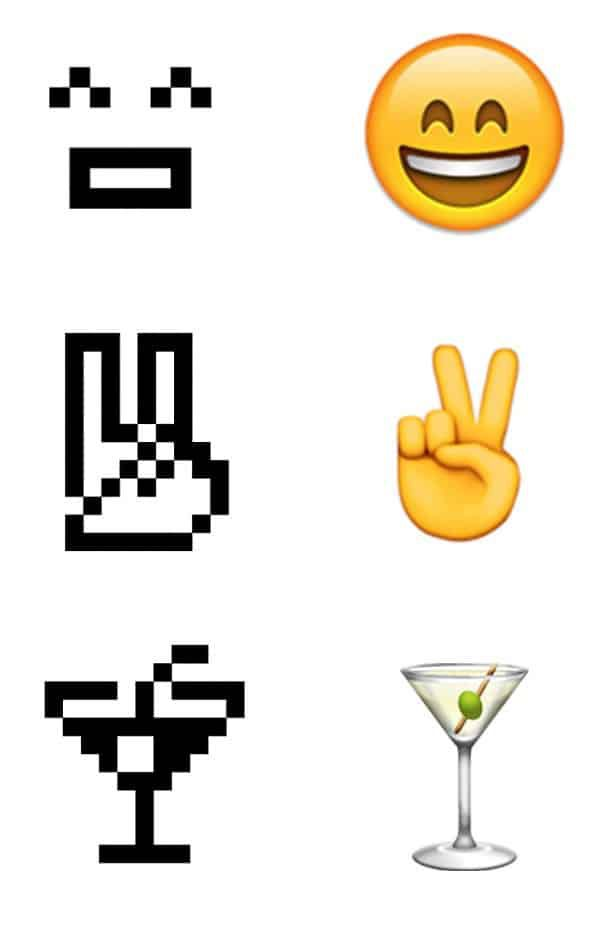 emojis au Moma