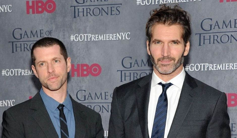 david benioff db weiss game of thrones star wars