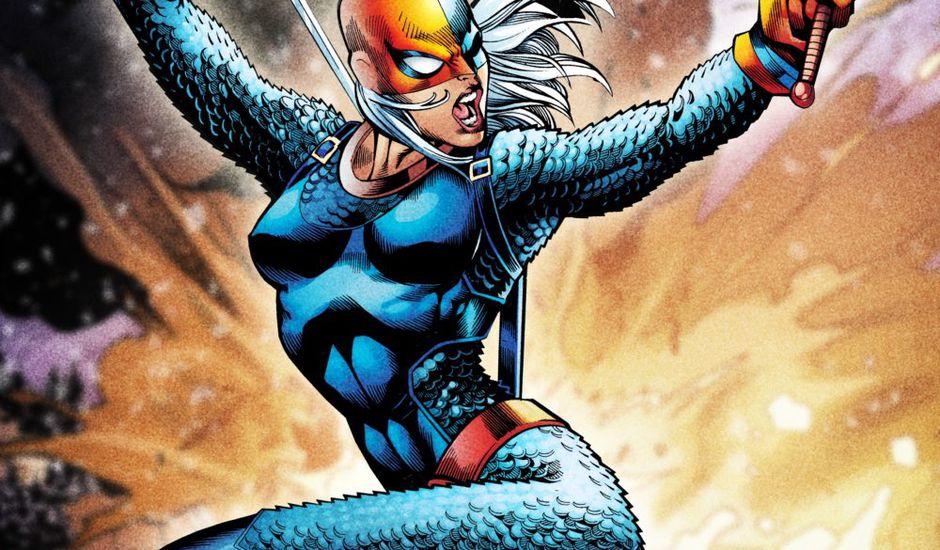 Une photo du look de Ravager dans la série Titans