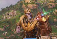 Retour du mode Thanos dans Fortnite