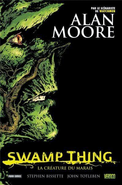 Swamp Things d'Alan Moore