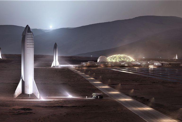 Mars Base Alpha