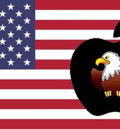 La marque Apple Bald Eagle 5G déposée au Bénélux par Apple