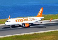 Décollage d'un avion EasyJet