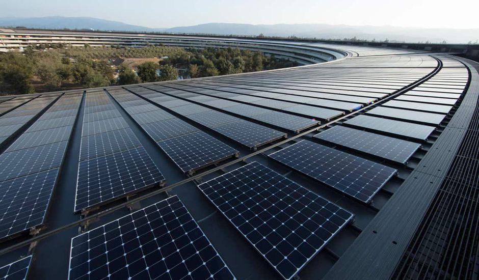 Apple énergies renouvelables