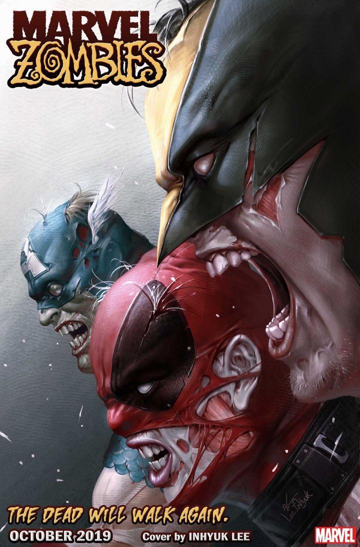 Marvel Zombies revient pour une nouvelle série