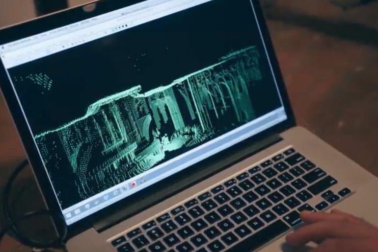 Un scan numérique va permettre de reconstruire Notre-Dame.