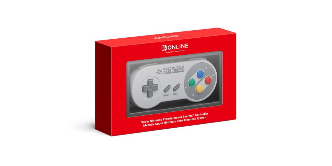 manette super nes pour nintendo switch