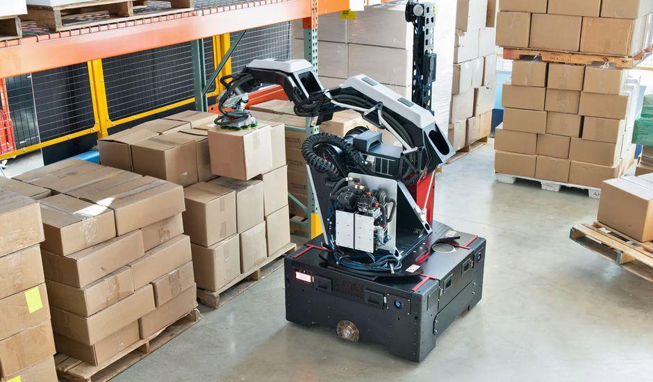Boston Dynamics présente Stretch, son nouveau robot spécialisé dans la logistique