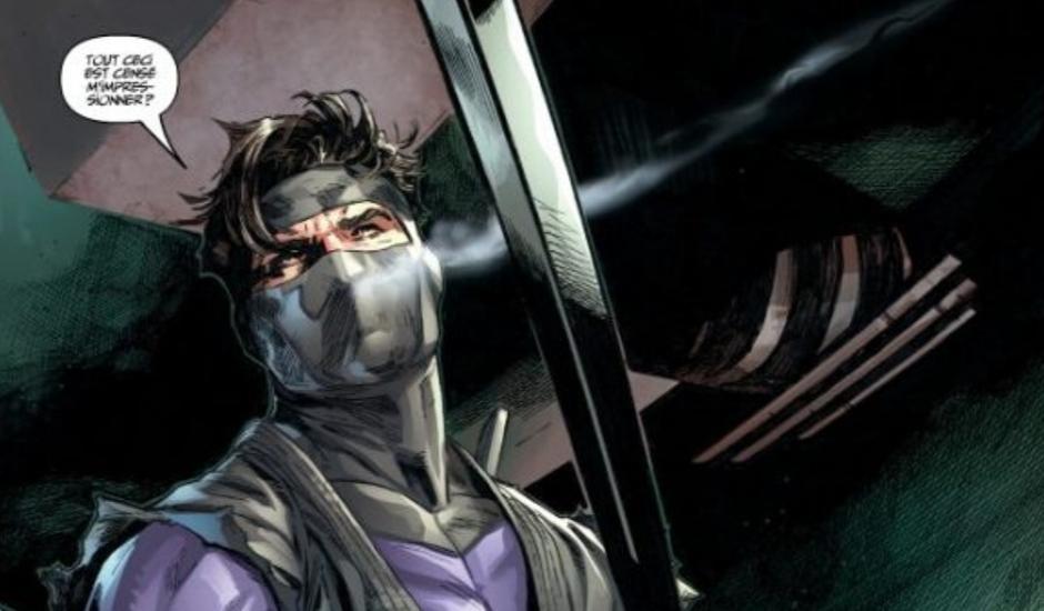ninjak valiant comics 2020