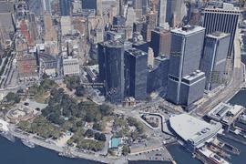 google earth New-York