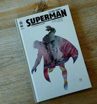 Clark Kent : Superman, Tome 0 critique