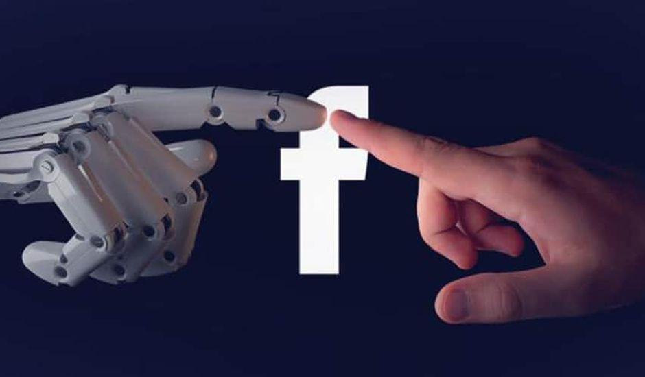intelligence artificielle de Facebook
