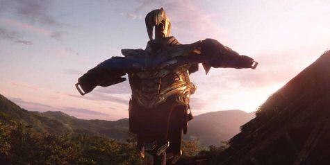 L'armure de Thanos