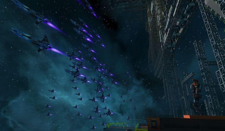 Frozenbyte sort des trailers explicatif du fonctionnement du jeu Starbase