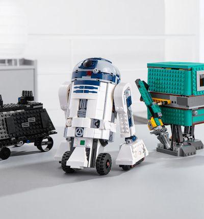 Lego lance un kit Lego Star Wars pour apprendre à coder.