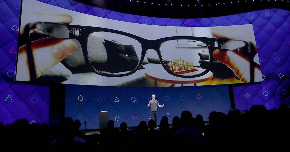 Facebook s'associe à Plessey pour accélérer sur la réalité augmentée et mixte