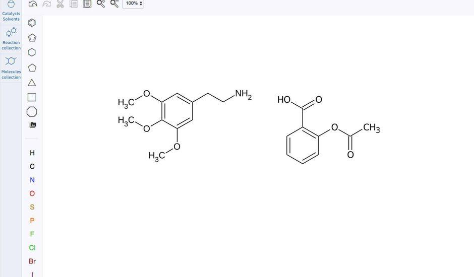 BM RXN for Chemistry