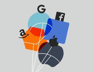 Logo des GAFA, le japon va les surveiller