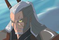 fan anime the witcher 3 bayonetta overwatch