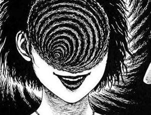 Extrait du manga Spirale de Junji Ito