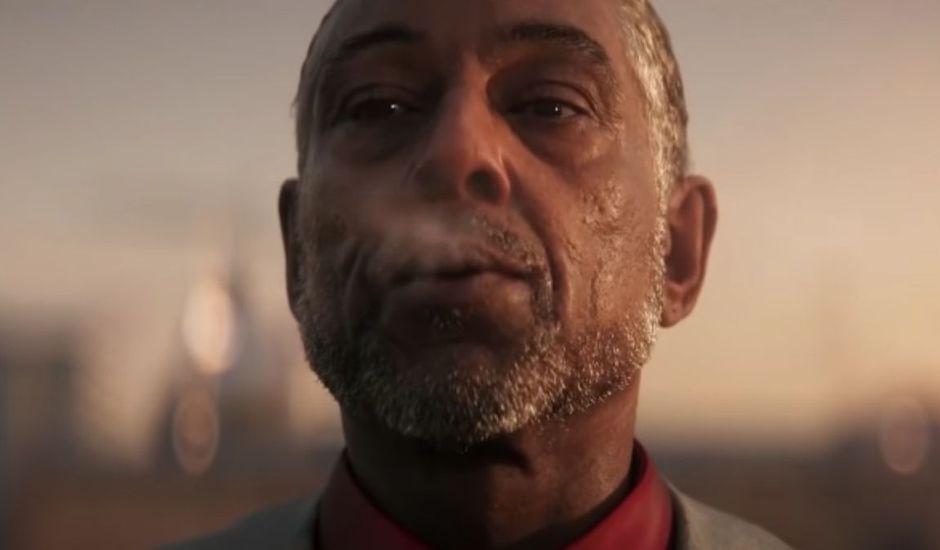 Giancarlo Esposito dans Far Cry 6