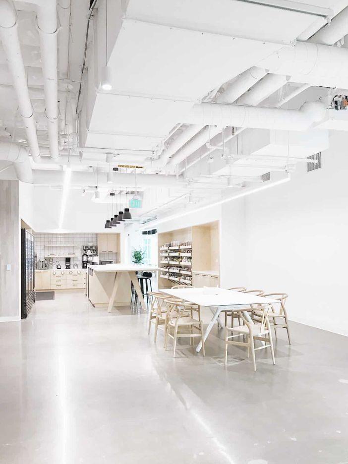 nouveaux bureaux instagram