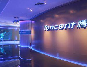 Tencent investit dans les jeux vidéo.