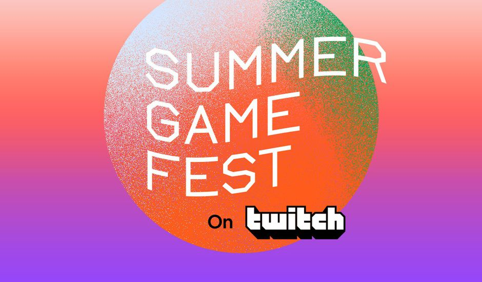 affiche du Summer Game Fest sur Twitch