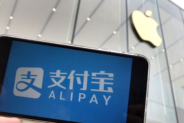 Des comptes Apple ont été piratés pour payer avec Alipay en Chine