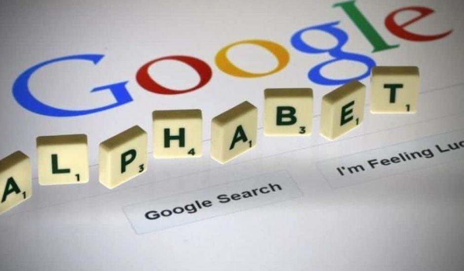 Logo Alphabet et Google