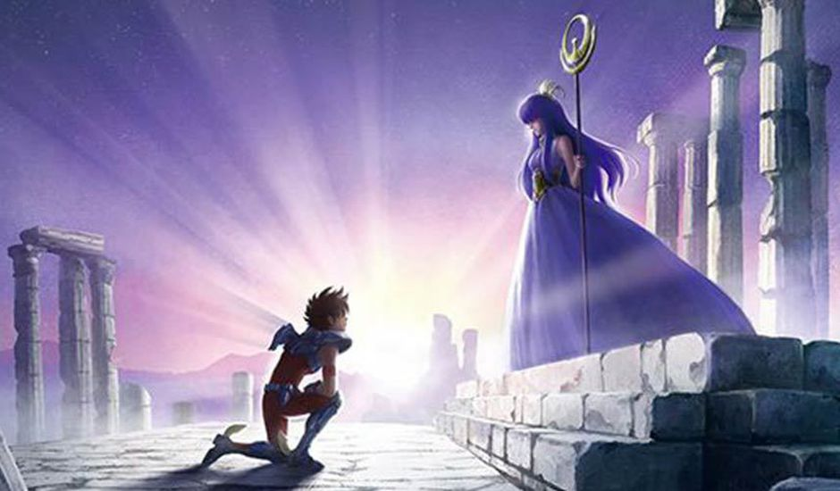 Saint Seya : Knights of the Zodiac revisité par Netflix