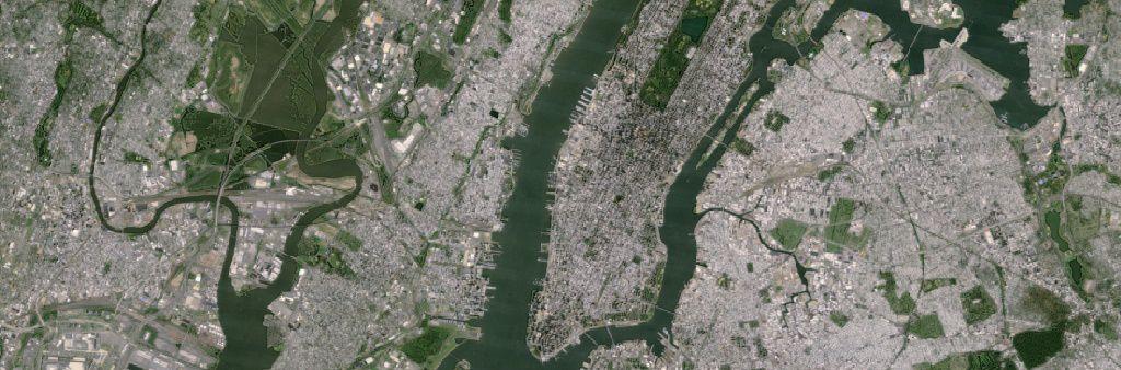 Google Maps imagerie NEW YORK 2