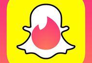 Snapchat exporte ses stories sur Tinder