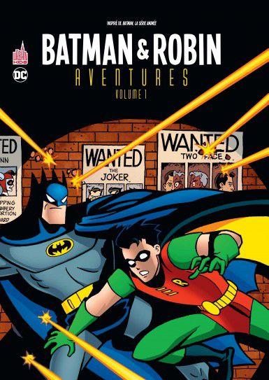 batman & robin aventures urban comics