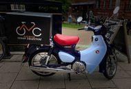 Aperçu des scooters de Norwich Urban Collective.