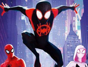 Affiche de Spider-Man Into The Spider-Verse