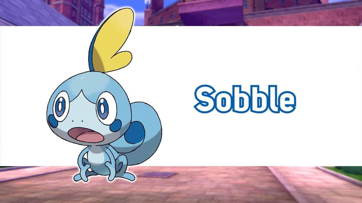 Larméléon Pokémon Épée et Bouclier