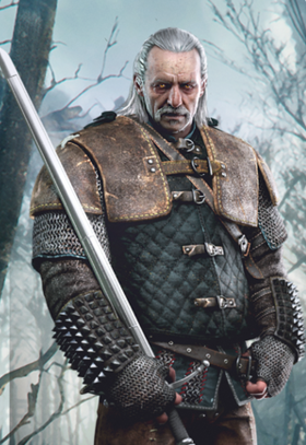the witcher vesemir netflix nightmare of the wolf