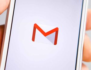 aperçu de Gmail sur mobile