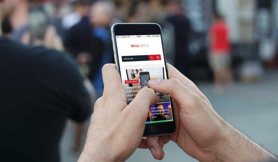 Siecle digital mobile