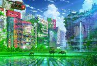 tokyo en ruine artworks du quartier de shinjuku