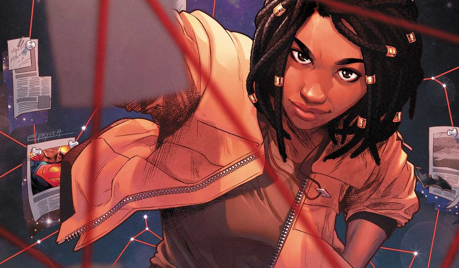 Le comics Naomi rend hommage au créateur Dwayne McDuffie