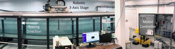 Ce robot est spécialiste en dynamique des fluides