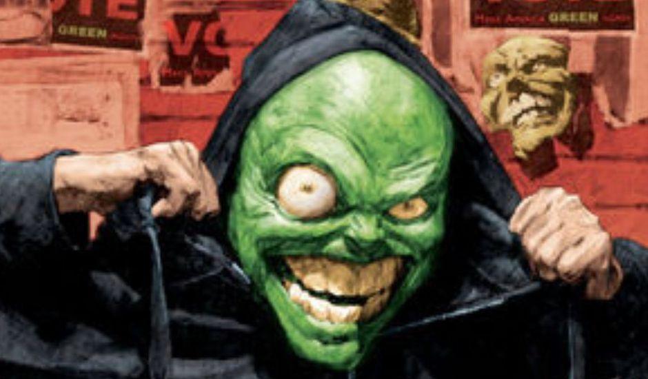 un nouveau film The Mask pourrait sortir au cinéma