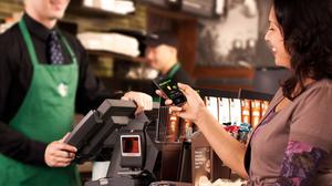 Une nouvelle expérience chez Starbucks : le paiement.