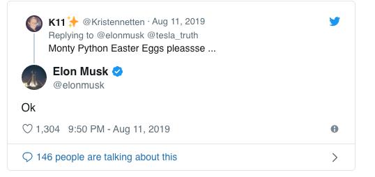 Klaxon Tesla